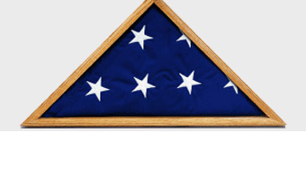 Memorial Cases for Interment Flags