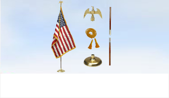 U.S. Government Specified Parade Sets