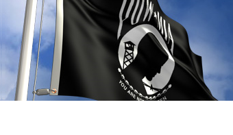 POW/MIA Outdoor Flags